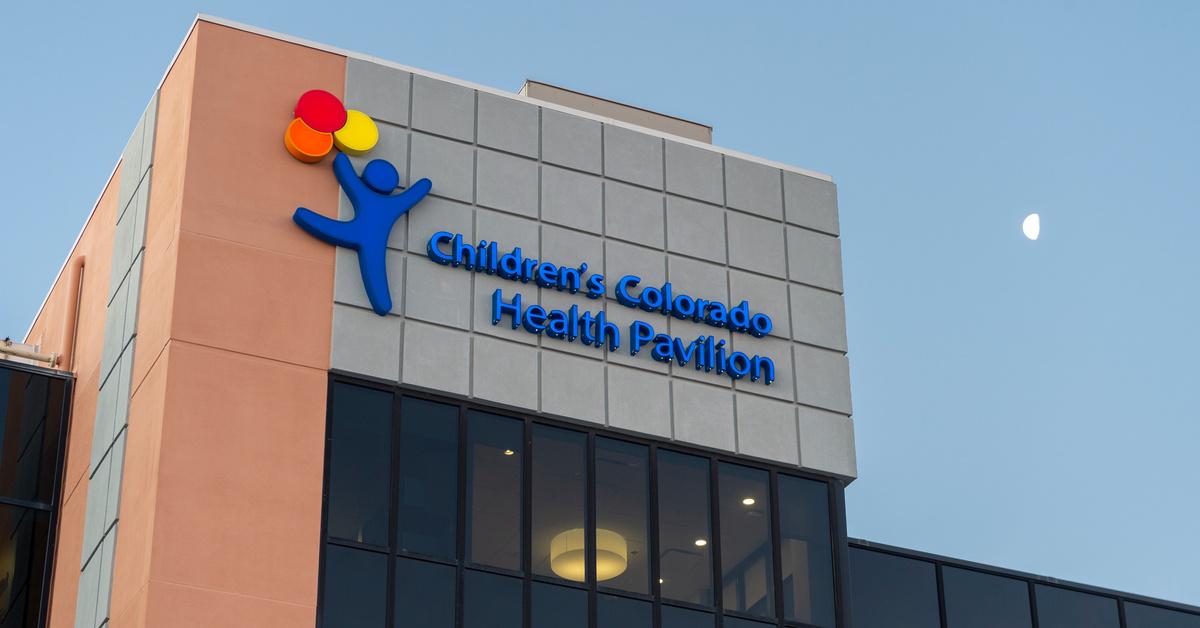 Children's Hospital Colorado Health Pavilion
